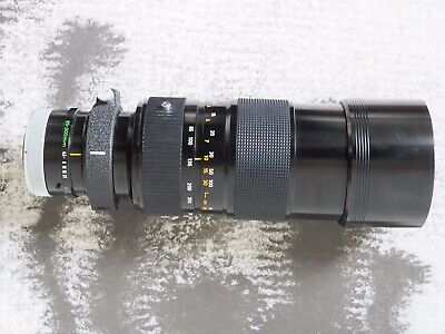 CANON FD 85-300/f4.5 SSC ZOOM IN VERY GOOD CONDITION,