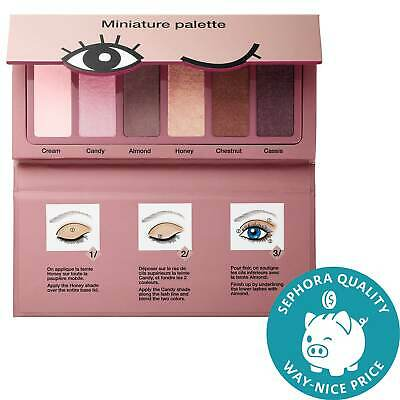 SEPHORA COLLECTION Miniature Palette COLOR Donut Shades Collection