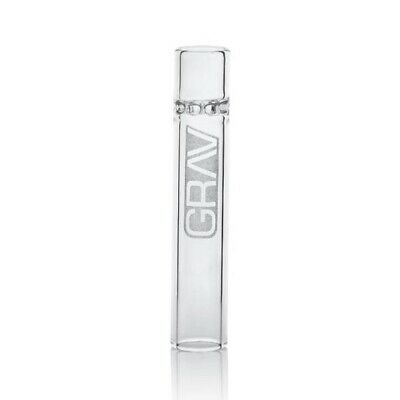 GRAV Labs 16mm Octo-Taster Chillum w Built-In Glass Screen — Buy More Save More