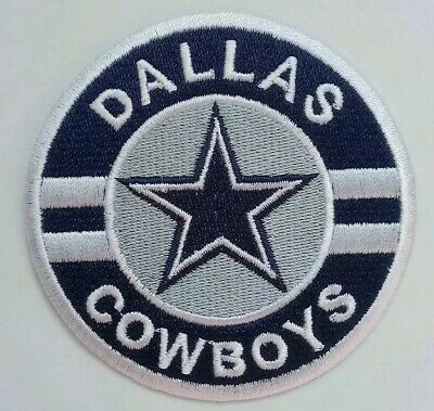 Dallas Cowboys Embroidered 2 78 Iron On Patch