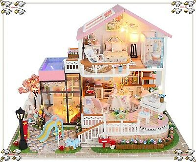 LOL SURPRISE DOLL-HOUSE Miniature Furniture - SURPRISES Christmas Gifts USA