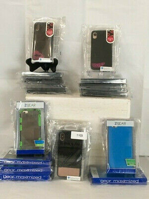 cell phone iPhone Cases Resale Lot of 21 ranging from 6-XRincluding plus-max