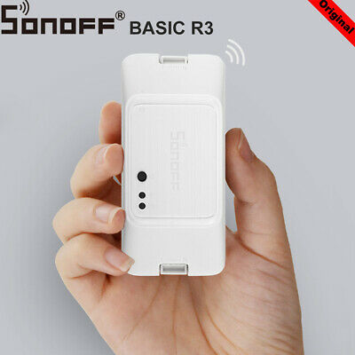 Sonoff Smart Home WiFi Wireless Switch Module For Apple Android APP Control