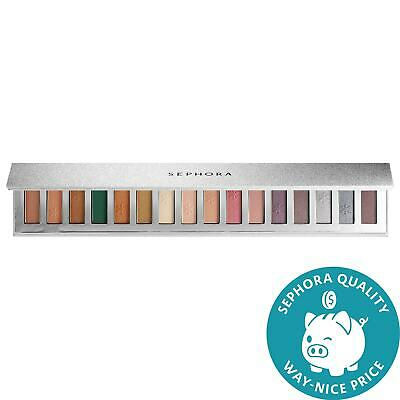 SEPHORA COLLECTION Winter Eyes Eyeshadow Palette