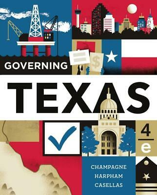 Governing texas 4th edition  READ DESCRIPTION