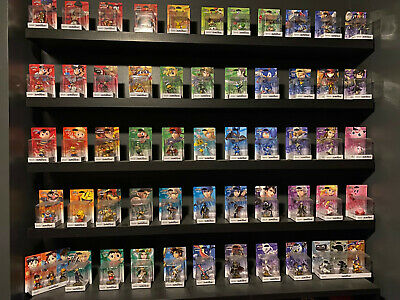 Nintendo Amiibo Collection ALL NEW IN BOX ONLY 2 LEFT