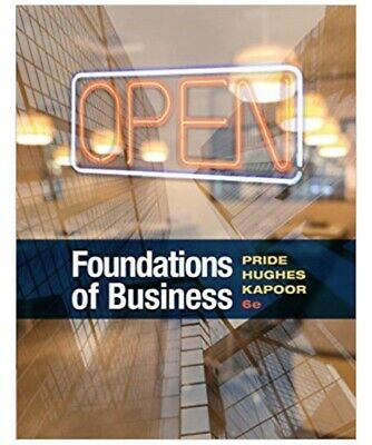 Foundations of Business - 6th Ed PDF