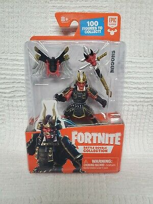 Shogun Fortnite Battle Royale Collection Action Figure 2 Series 4 HTF RARE NEW
