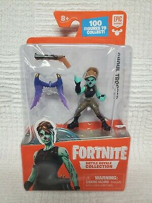 Fortnite Battle Royale Collection GHOUL TROOPER Limited Edition Mini Figure