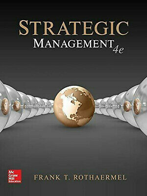 Strategic Management Concepts 4th Edition P-D-F