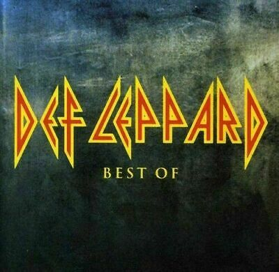 Best of - Def Leppard CD Greatest Hits Sealed  New
