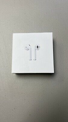 Apple AirPods with Charging Case - White Gen 1