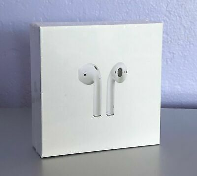 Apple AirPods 2nd Generation with Charging Case - White MRXJ2AMA