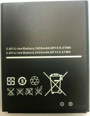 New Battery for Franklin Wireless Mobile Hotspot R850 2450mAh Same Day Ship