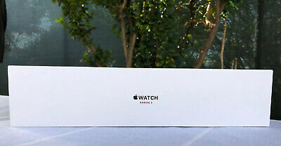 APPLE WATCH SERIES 3 42mm COMPLETE EMPTY BOX ONLY No watch