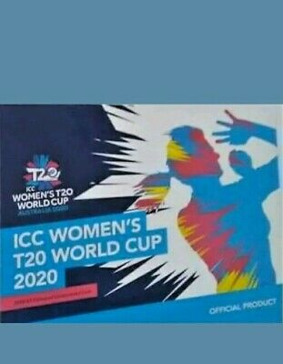 Womens cricket 2 world Cup Coin UNC - display folder-