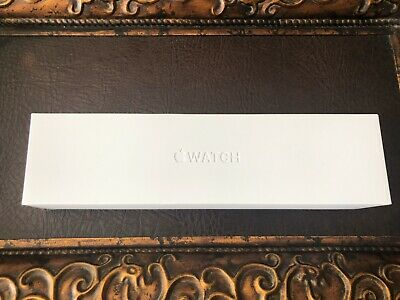 Apple Watch Series 5 40mm Space Gray Aluminum Case EMPTY BOX ONLY
