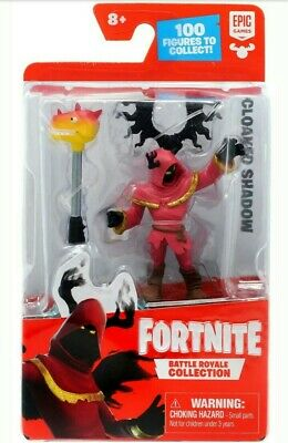 Fortnite Battle Royale Collection — Cloaked Shadow Rare — Free Shipping