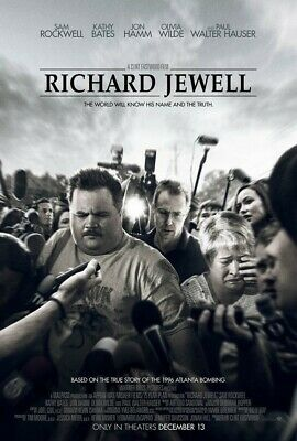 Richard Jewell HDX VUDU INSTAWATCH Digital ONLY-