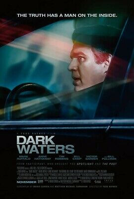 Dark Waters HDX VUDU INSTAWATCH Digital ONLY-