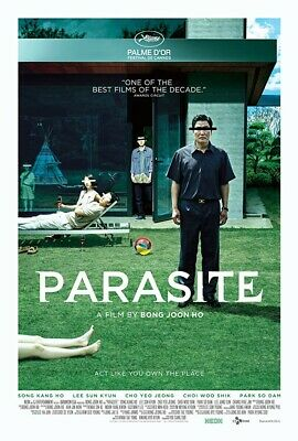 PARASITE HDX INSTAWATCH VUDU Digital ONLY-