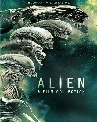 ALIENS 6 FILM COLLECTION HDX VUDU INSTAWATCH Digital ONLY