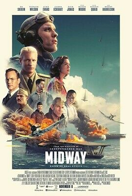 Midway 4K UHD VUDU INSTAWATCH Digital ONLY-