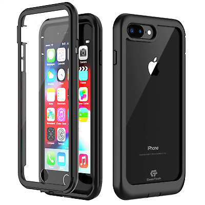 For Apple iPhone 7  8 Plus Case Cover Shockproof Waterproof w Screen Protector