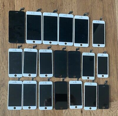 Lot of 20 Apple iPhone 6s Plus6s65sOEMoriginalScreens With Good LCD - Touch
