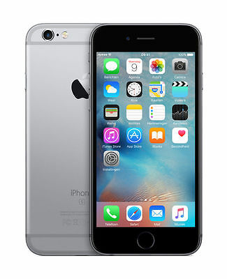 Apple iPhone 6s - 32GB - Space Gray Tracfone Clean ESN  Good Cosmetics inbox