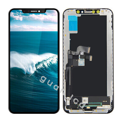 For 5-8 Apple iPhone XS  AT-T Sprint T-Mobile Verizon LTE LCD Touch Screen