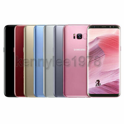 Samsung Galaxy S8 SM-G950V Verizon 64GB Unlocked Android Smartphone Mobile Phone