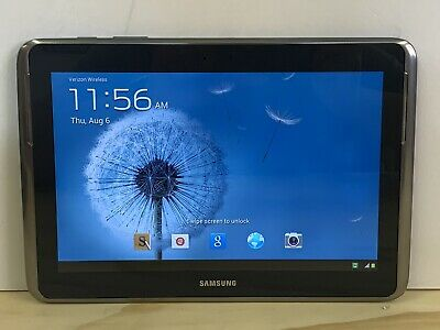 Samsung Galaxy Note SCH-I925 16GB Wi-Fi   4G Verizon 10-1in