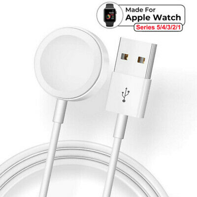Magnetic USB Charging Cable Charger For Apple Watch iWatch Series 123456SE