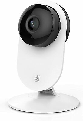 YI 1080p Smart Home Camera Indoor IP Security Surveillance System Night Vision