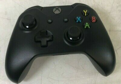 OEM Official Microsoft - Wireless Controller for Xbox One BLACK