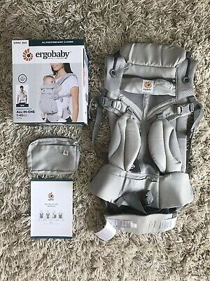 New In Box- Ergobaby Omni 360- Baby Carrier