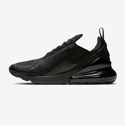 Nike Air Max 270 Men's all sizes- Black- Original