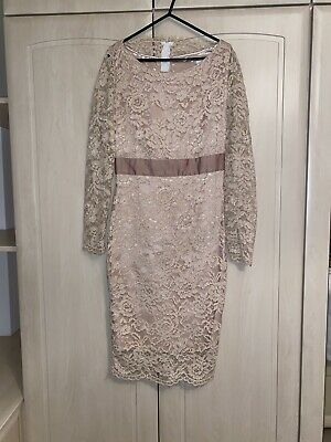 Nude Lace Dress Kate Middleton Inspired
