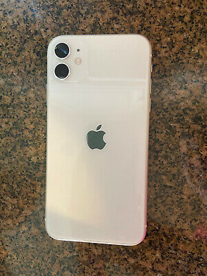 Iphone 11 White with fortnite Mobile Install