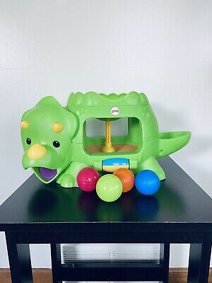Fisher Price Double Poppin' Dino