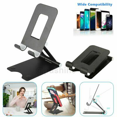 Cell Phone Tablet Switch Stand Desk Table Holder Cradle Dock for iPhone Android