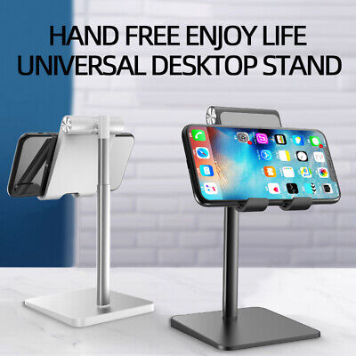 Mobile Phone Tablet Stand Mount Desk Table Holder For iPhone iPad Samsung LG