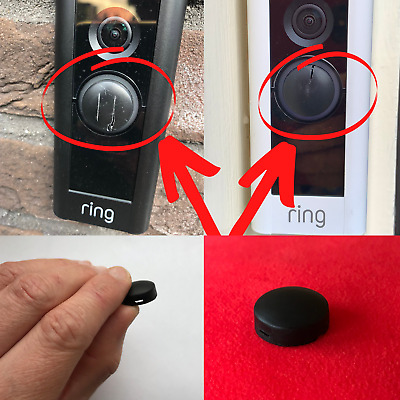 RING Doorbell Pro Replacement Button UV protected Brand New - will not crack
