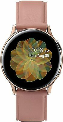 Samsung Galaxy Watch Active 2 40mm Gold Bluetooth - LTE