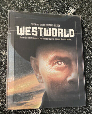 Westworld 1973 - Steelbook - Blu-ray