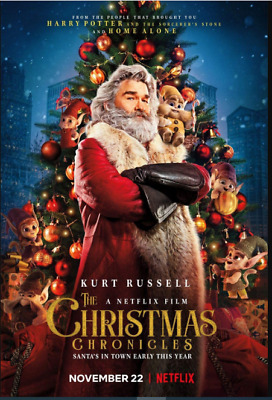 the christmas chronicles   Movie 2018