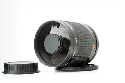 500mm OPTEKA FOR CANON EOS