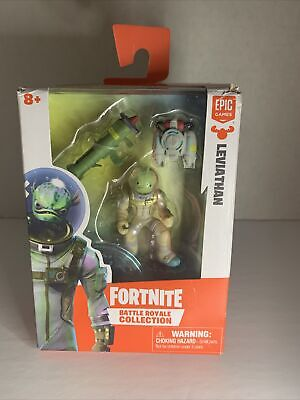Fortnite Battle Royale Collection Epic Games Leviathan 2-Inch Figure New