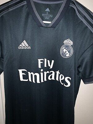 Adidas Men's Real Madrid 1819 Away Jersey Size Small S